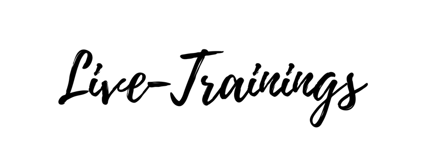 Live-Trainings